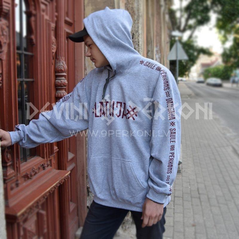 Saule Pērkons Daugava. Gunchi džemperis