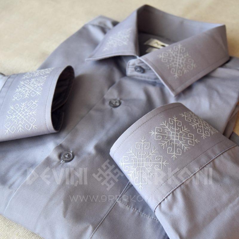 Goda krekls ar samta apdruku